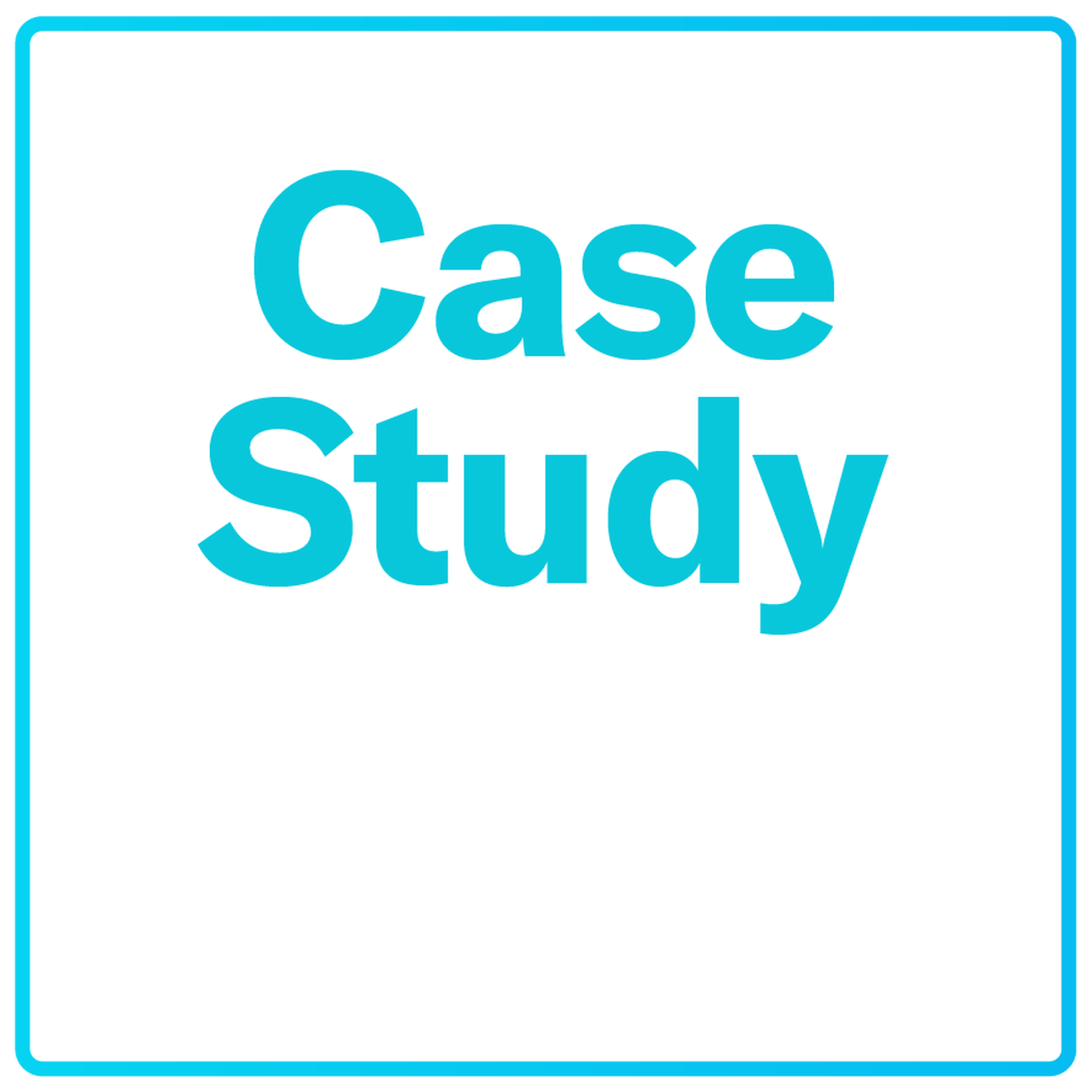 case study writing in social science